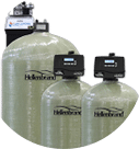 first iron filtration system