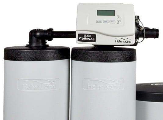 Promate 7 1 Residential Water Softener Hellenbrand