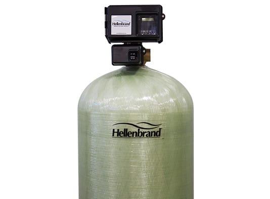 Hws Tn2 Water Softener 2 Commercial Industrial Hellenbrand