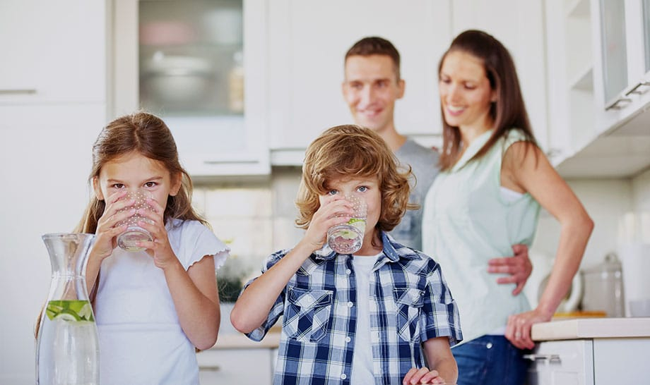Water Softeners: Safe for the Environment & Families